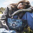 bolsos azul moda y complementos